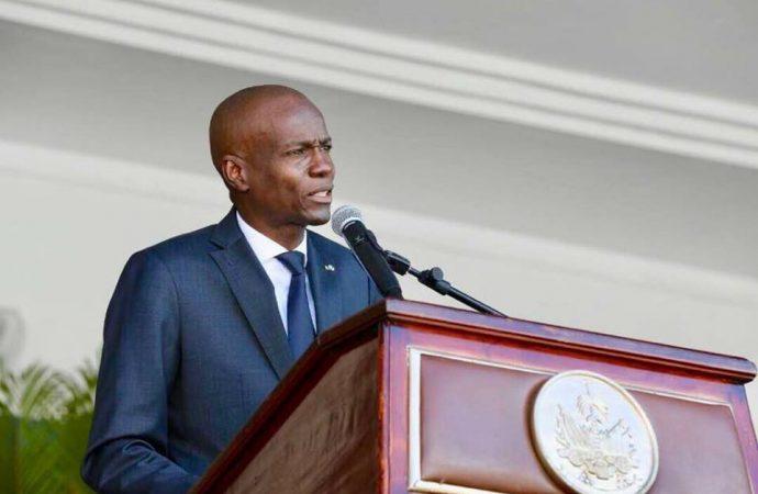 L'intégralité du discours du président Jovenel Moïse à l'occasion du 24ème anniversaire de la PNH