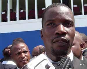 Haïti-Crise-MINUJUSTH: René Monplaisir boude l'invitation de Jovenel et répond à celle du «blanc»