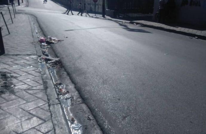 Manif anti-Jovenel : rues désertes, la peur dans les esprits