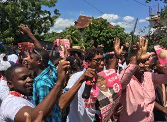PHTK et alliés annoncent  une journée de manifestation