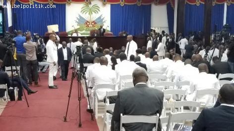 Haïti-Crise: la première session ordinaire legislative 2019 reste fermée