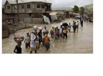 3 morts à Cité-Soleil, conséquences des dernières pluies