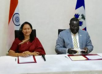 Haïti intègre l'Alliance Solaire Internationale !