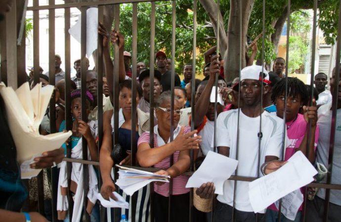 5790 Haïtiens illégaux arrêtés en République Dominicaine en juillet