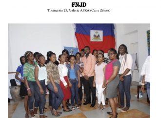JMJ: la FNJD souhaite l'intégration massive des jeunes dans les affaires de la Cité
