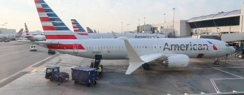 Nouvelle réduction des vols d'American Airlines sur Port-au-Prince