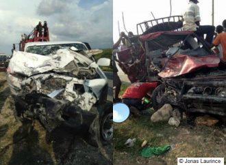 Accident de la circulation- Grande-Anse: 9 morts et plusieurs blessés
