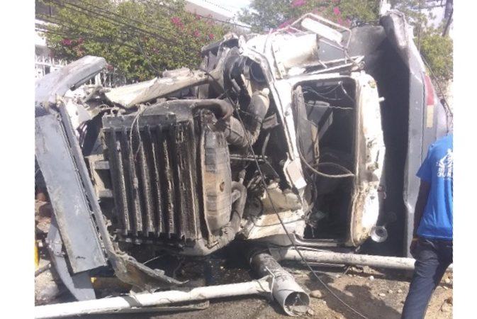 Accident de la circulation à Delmas 60 : des morts et des blessés enregistrés