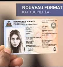 La nouvelle carte d'identification nationale reconnue et acceptée !