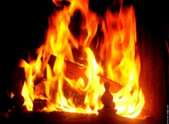Un incendie ravage une maison à Debussy, conséquence du stockage de gasoline