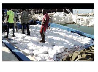 La Présidence vole au secours de la population de la Gonâve