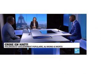 """""""Toutouni"""" s'installe sur les plateaux de France 24"""