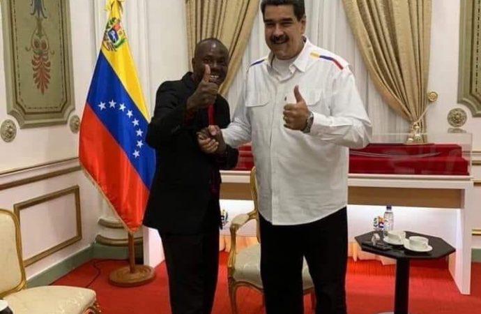 """""""Le vote d'Haïti contre Venezuela aurait dû être historique et non politique"""", selon Moïse Jean-Charles"""