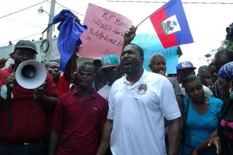 Arnel Béliziaire file entre les doigts de la police