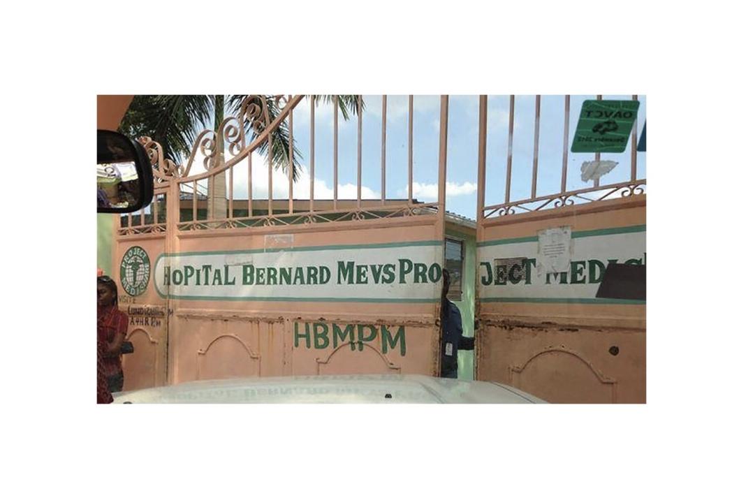 L'hôpital Bernard Mevs menace de fermer ses portes pour cause de dette