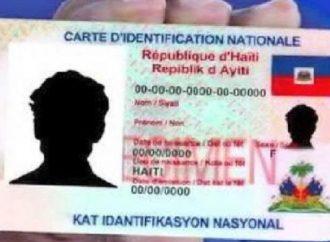 L'ancienne carte d'identification sera inutilisable après le 31 décembre