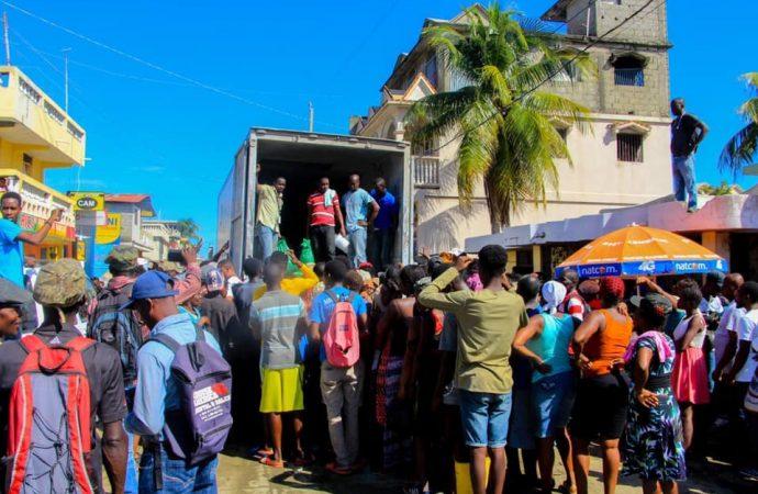 Innondation-Cap-Haïtien: le gouvernement vole au secours des victimes