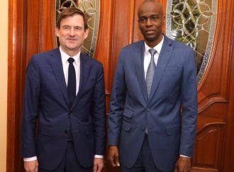 Visite de David Hale en Haïti: pas de négociation autour du mandat de Jovenel Moïse