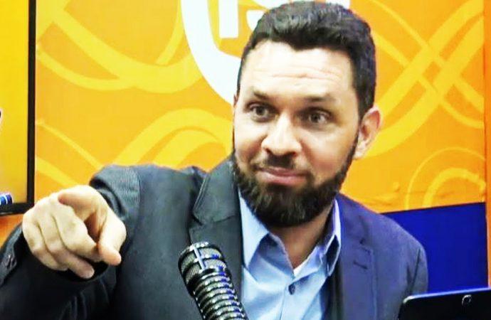 Éditorial :Traqué par la justice, Dimitri Vorbe invective des journalistes