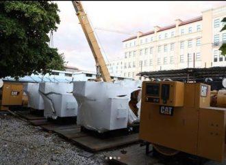 Électricité: installation de 8 nouvelles génératrices dans les villes des Cayes et de Petit-Gôave