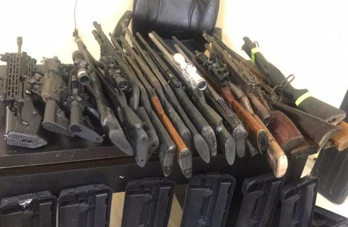 La CNDDR connaît «le nom de tous ceux qui ont acheté des armes à feu illégales d'Arby Frantz Larco»