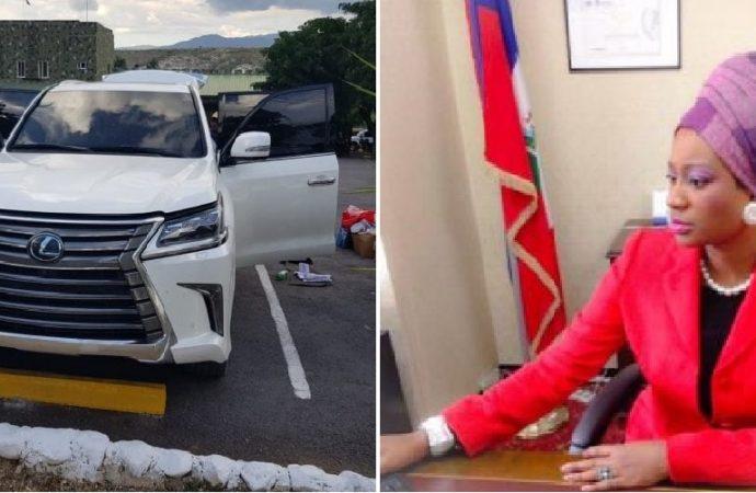 Affaire Judith Exavier: «José B. Quiterio n'est pas le propriétaire du véhicule dans lequel se trouvait la diplomate haïtienne»