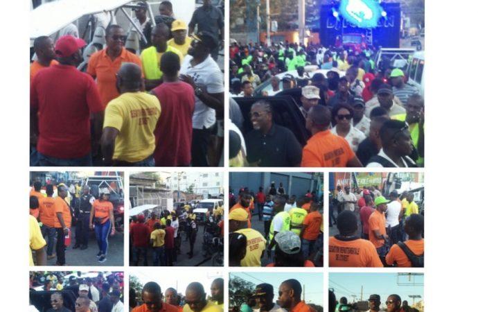 Champs de mars se prépare pour le déroulement des activités pré-carnavalesques