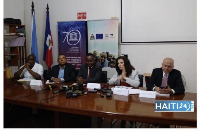 Journée internationale de l'Education: Haïti, un système éducatif à repenser