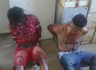 2 présumés bandits arrêtés à Miragoâne