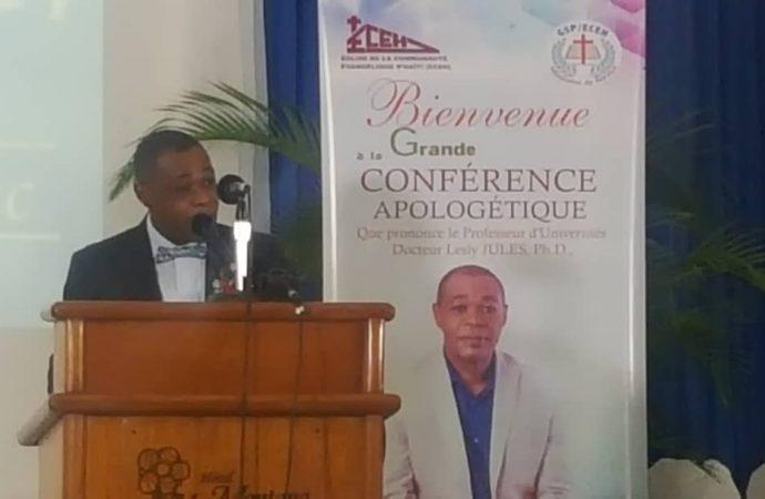 Réussite de la deuxième édition de conférence apologétique