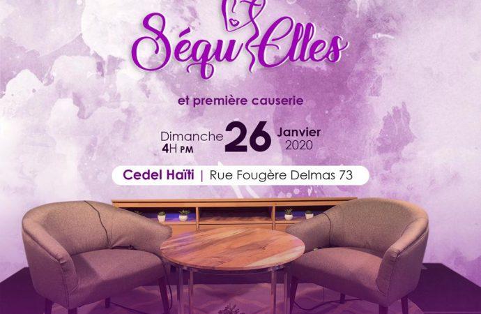 C'est officiel. La date retenu pour le lancement de Séqu'Elles est prévue pour le 26 janvier 2020 à Cedel
