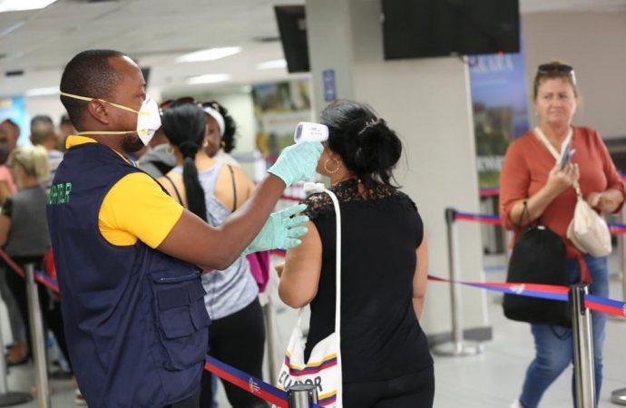 Coronavirus: Les voyageurs seront depistés à l'aéroport Toussaint Louverture