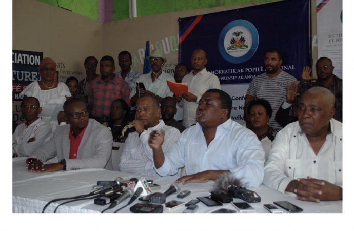 L'opposition change de stratégie de mobilisation