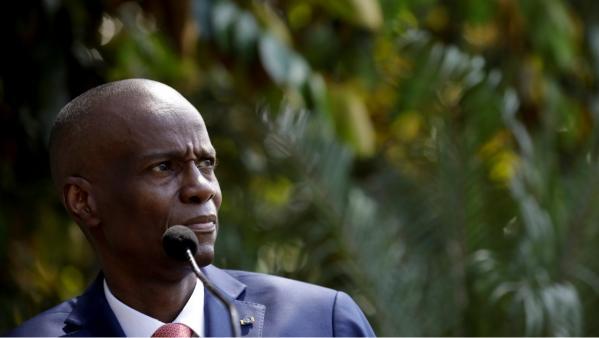 Jovenel Moïse dit constater «la caducité du Parlement»