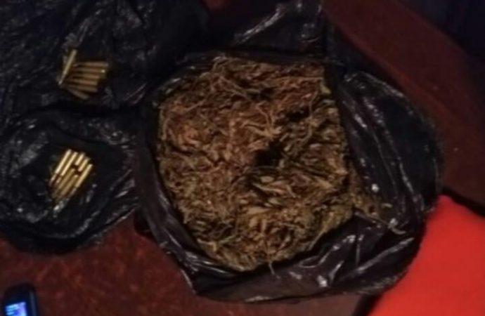 Deux présumés trafiquants de drogue arrêtés à Kenscoff