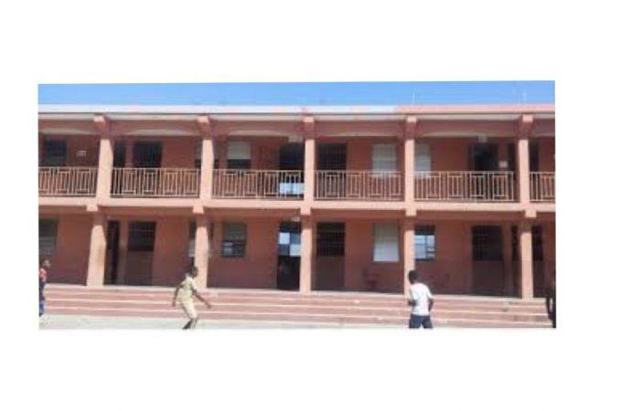 Délocalisé, le lycée national de La Saline ouvre ses portes graduellement
