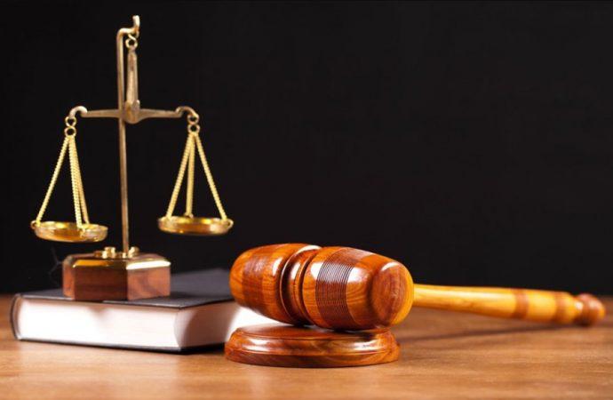 Reprise des activités au Palais de justice