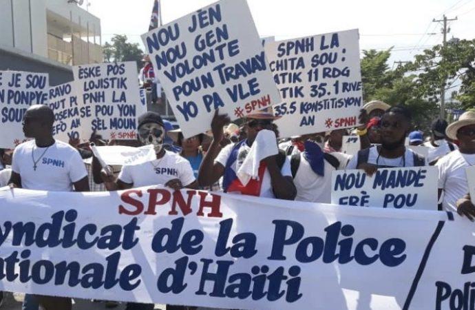IGPNH : «La liberté syndicale n'est pas reconnue aux agents de l'ordre»