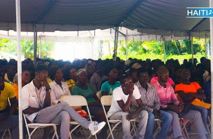 Kredi Atè plat : 3000 bénéficiaires recevront leurs chèques cette semaine