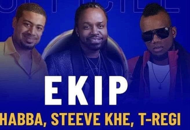 Des anciens musiciensde Djakout #1 font «Ekip»