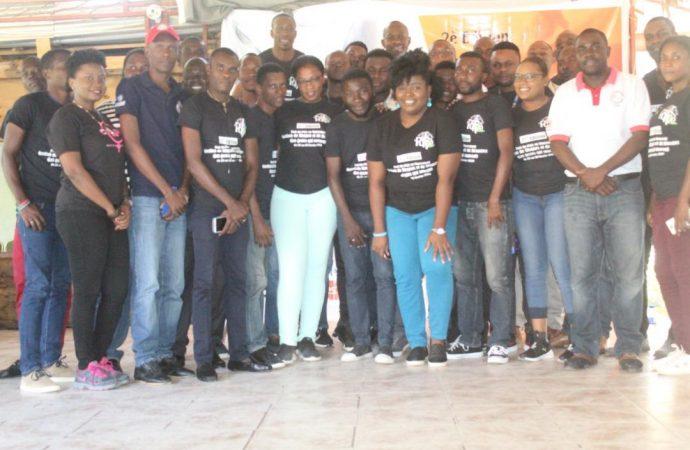 Port de paix: l'organisation «Jenès Pozitif» lance une formation sur les premiers soins