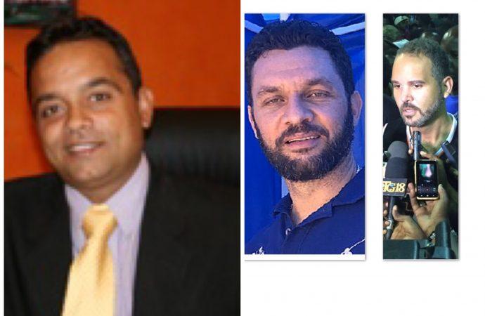 Mandats d'amener émis contre Anthony Benett, Dimitri et Réginald Vorbe