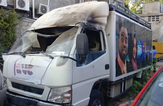 Attaque contre la RTVC: le SPNH s'insurge