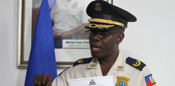 Haïti-Coronavirus: les policiers bénéficient de nouveaux avantages