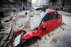 Croatie: un séisme cause d'importants dégâts matériels à Zagreb