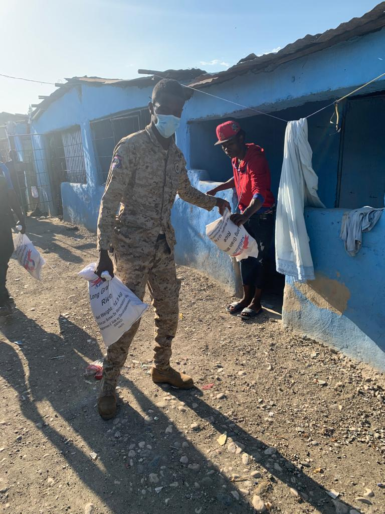 Haïti-Coronavirus: leFAES entend soutenir les plus vulnérables