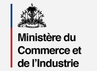 Haïti-COVID-19: Le Ministère du Commerce et de l'Industrie forme ses employés