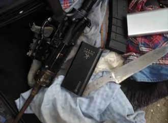 Cabaret: Des policiers ont mis la main sur un AR15 dans des circonstances insidieuses
