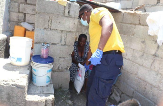 Coronavirus: le FAES vole au secours des plus vulnérables