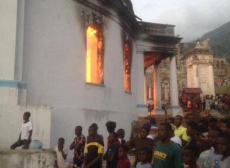Incendie de la chapelle de Milot: Un trésor perdu, selon l'UNESCO